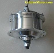 36 Volt Front Mini Motor