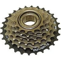 7 Speed Shimano 14 - 28 tooth Freewheel