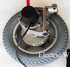 12 Inch Right Wheelchair Wheel