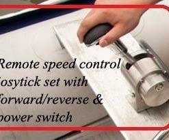 Power Outboard Joystick Throttle