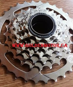 7 Speed DNP11-32 tooth Freewheel