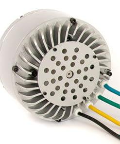 72 Volt 3KW BLDC Motor Air cooled