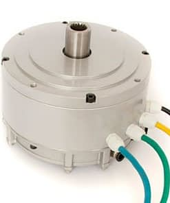 48 Volt 3KW BLDC Motor Liquid cooled
