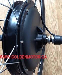 20 Inch Rear Black Magic Conversion Kit