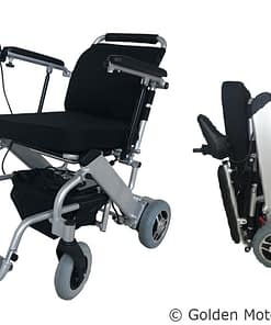 Foldable Electric Mobility Chair