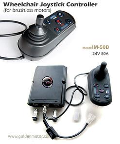 IM50B Wheelchair Joystick Controller