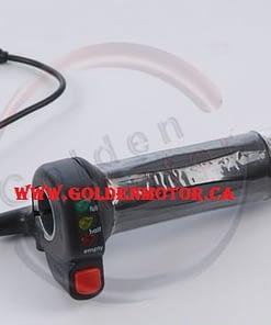24 Volt Twist Throttle for Magic Pie Vector or Smart Pie Vector