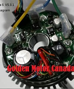 Magic Pie Edge Vector Internal Controller with Vector plug