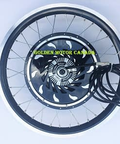 Magic Pie Edge (VECTOR) 16 Inch Rear Conversion Kit (6-7 Freewheel)