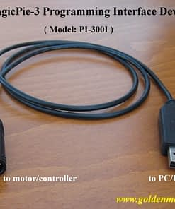 USB Programming Cable for Smart Pie 3 Controllers (10 Pin)