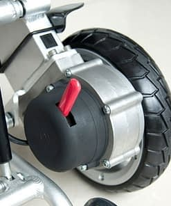 8 Inch Right Wheelchair Wheel