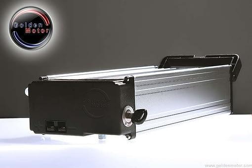 48V10AH LiFePO4 Aluminum Cased Battery