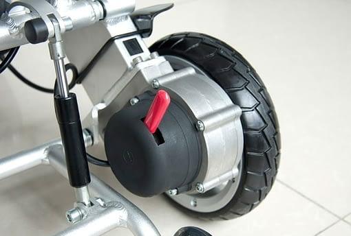 8 Inch Right Wheelchair Wheel