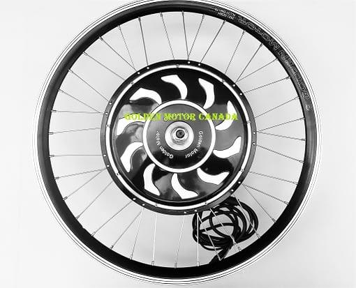 Magic Pie 5 (VECTOR) 26 Inch Rear Conversion Kit